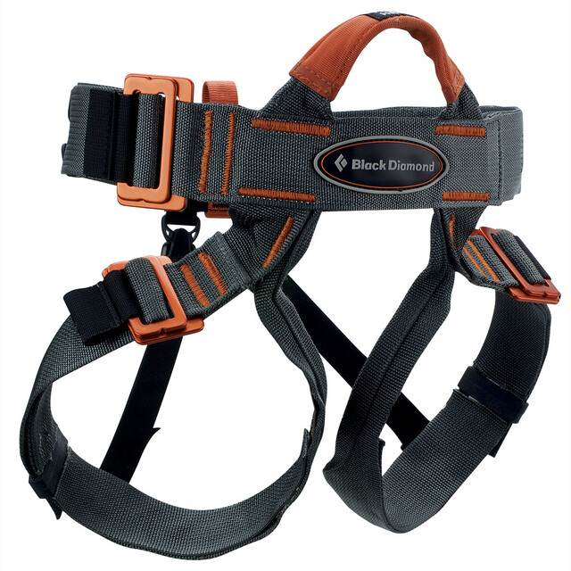 Black Diamond Klettergurt : Black diamond vario speed harness campz